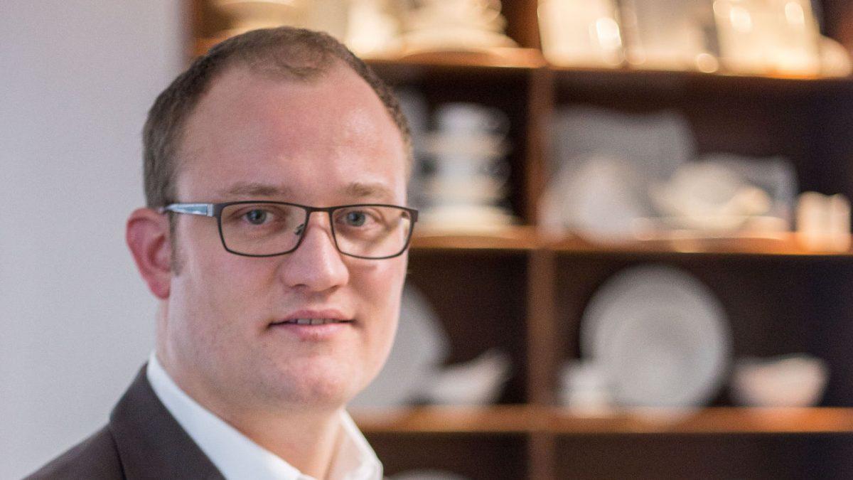 Markus Ludewig - Inhaber A. Boebius Handelsagentur für Hotel & Restaurantausstattung