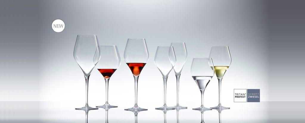 Weingläser von Schott Zwiesel