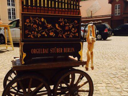 Orgelbau Stüber Berlin Orgel
